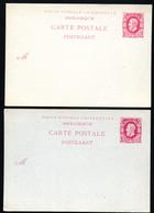 Belgique Cartes Postales #18 Carton Gris Et Gris-bleu Neuf 1885 - Postcards [1871-09]