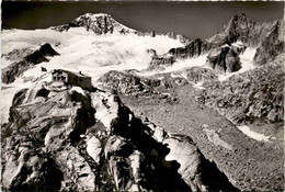 Albert-Heim-Hütte Mit Galenstock U. Gletschhorn (1558) * 1974 - UR Uri