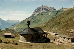 Kapelle Auf Klausenpaßhöhe Gegen Schächental (827) - UR Uri