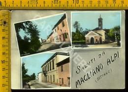 Cuneo Magliano Alpi (piega) - Cuneo