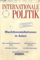 Internationale Politik, N°4 (avril 2001) - Machtkonstellationen In Asien - China Verwundbare Kontinentalvormacht (Xuewu - Dictionaries, Thesauri