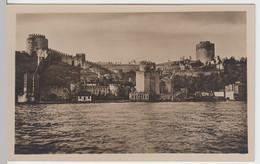 (53320) Foto AK Konstantinopel (Istanbul), Rumeli Hisari - Sin Clasificación