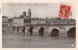 Mâcon Etoile 5 Pont St Laurent - Macon