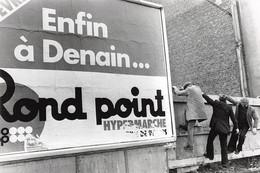 Photo De Presse.MLE10836.30x20 Cm Environ.Denain.1979.Manifestations Violentes.Siderurgistes - Other