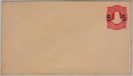 39381   - ARGENTINA - POSTAL HISTORY - STATIONERY COVER : Higgings & Gage # 10 - Postal Stationery