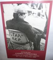 """Carte Postale """"Cart'Com"""" (2002) - Intégrale Andrei Tarkovski à Orléans Au Cinéma Les Carmes - Publicité"""