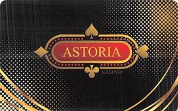 Astoria Casino Mexico - Slot Card With 8148 Over Mag Stripe .....[FSC]..... - Casinokaarten