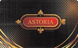 Astoria Casino Mexico - Slot Card With 6882 Over Mag Stripe .....[FSC]..... - Casinokaarten
