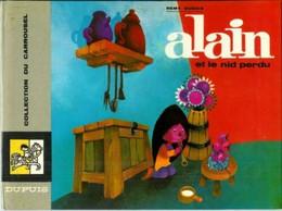 Alain Et Le Nid Perdu - De Remy Dubois - Collect. Carrousel N° 15 - Altri