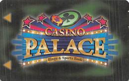 Casino Palace - Mexico - Slot Card  .....[FSC]..... - Casinokaarten