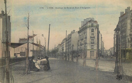 POUSSETTE LANDAU BEBE BABY PRAM STROLLER BABY CHILD KINDERWAGEN COCHECITO Lyon Avenue Saxe Rue Avignon - Unclassified