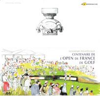 Bloc Souvenir Neuf** - Sport Golf Centenaire De L'Open De France - N° 13 (Yvert Et Tellier) - France 2006 - Foglietti Commemorativi