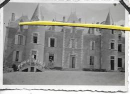 85 026 SIGOURNAIS CHATEAU SOLDATS ALLEMANDS 1940 /1944 - Andere Gemeenten