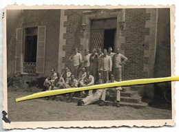 85 027 SIGOURNAIS CHATEAU SOLDATS ALLEMANDS 1940 /1944 - Andere Gemeenten