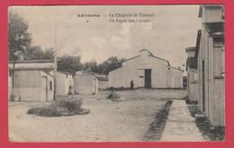 Adinkerke - De Kapel Van Cabour - 1920 ( Verso Zien ) - De Panne