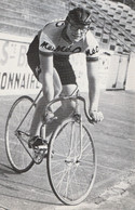 CYCLISME - Alain PETIT   Champion De France Vitesse Débutant 1972 - Ciclismo