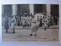 FRANCE - PARIS - Glorification Du Soldat Inconnu - Le Corps Sort Du Panthéon - Otros