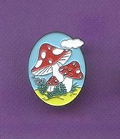 SUPERBE PINS DE  CHAMPIGNON   W224 - Altri