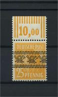 BIZONE 1948 Nr 45I Postfrisch (115795) - Amerikaanse-en Britse Zone