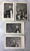 Rare - Artiest Uit De Olmenstraat Oostende Fotokaarten Die Dienden Als Reclame En Adres - Oostende