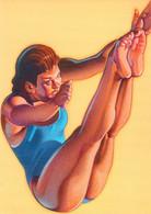 USA Postal Stationary 1996 Atlanta Olympic Games Womens Diving Used (G134-20) - Verano 1996: Atlanta
