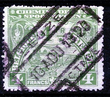 "TR 123 -  ""LEUZE - FACTAGE"" - (34.612) - 1915-1921"