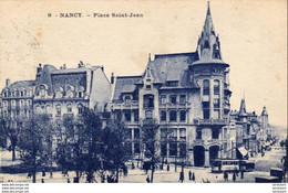 D54  NANCY  Place St- Jean  ...... - Nancy