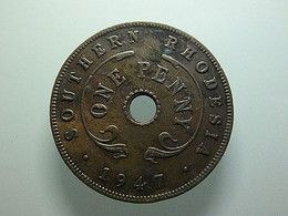 Southern Rhodesia 1 Penny 1947 - Rhodesië