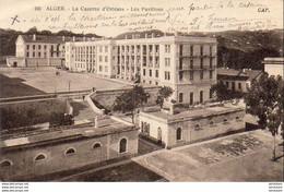ALGERIE  ALGER  La Caserne D'Orléans - Les Pavillons - Algiers