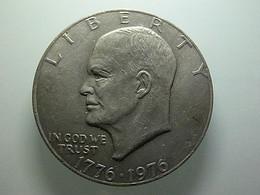 USA 1 Dollar 1976 - 1971-1978: Eisenhower