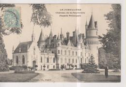 CPA-41-Loir Et Cher-  LA JUMELLIERE- Château De La Faultriére- Façade Principale- - Andere Gemeenten