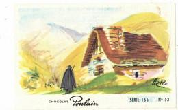 Image Chocolat Poulain Série N° 156 : Se Canto Que Canto => Image N° 53 - Montagne - Poulain