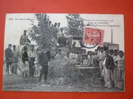52.  CPA  LANGRES MANOEUVRES DE FORTERESSE 1906 SIEGE DE LANGRES REMPLISSAGE DE LA CITERNE DES TELEGRAPHISTES - Langres