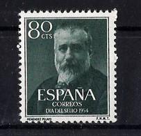 ESPAÑA ** 1142 Nuevo Sin Charnela. Cat. 11 € - 1951-60 Ungebraucht