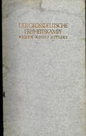 -Der Grossdeutsche FREIHEITSSKAMPF ,reden Adolf HITLER,1942- Von 16/03/41bis ,15/03/42 - Original Editions