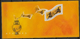 France 2004 Bloc Souvenir N° 2 Neuf JO D'Athènes - Foglietti Commemorativi
