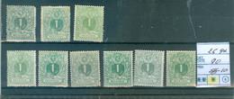 26  9x  Xx Côte  90 € - 1869-1883 Leopoldo II