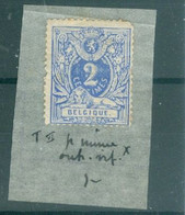 27  X Côte  30 € - 1869-1883 Leopoldo II