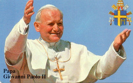 UNITED STATES - PREPAID - CHECKERED FLAG TELECOM - THEMATIC POPE JOHN PAUL II KAROL WOJTYLA - Otros
