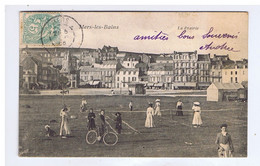 SOMME - MERS-les-BAINS - La Prairie ( Animation - Tennis ) - Mers Les Bains
