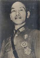 CPA Formose Maréchal Chang-Kai-Chek - Formosa