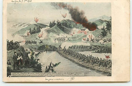 La Guerre Russo-Japonaise - Courageux Marsouins - Andere Kriege