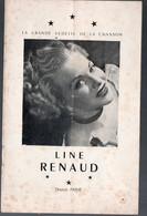 Programme LINE RENAUD  (M2410) - Programs