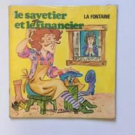 Le Savetier Et Le Financier. Collection Fabliaux. La Fontaine. - Altri