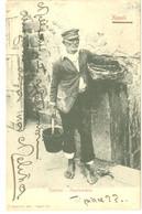 Cartolina - Napoli - Costumi - Fruttivendolo - Napoli (Naples)