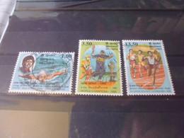 SRI LANKA -CEYLAN YVERT N° 1200.1202 - Sri Lanka (Ceylon) (1948-...)