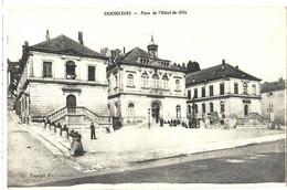 Vaucouleurs  Place De L'Hotel Se Ville - Sonstige Gemeinden