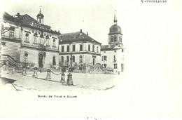 Vaucouleurs  Hotel De Ville Et Eglise - Sonstige Gemeinden