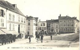 Vaucouleurs  Place Pètry - Sonstige Gemeinden