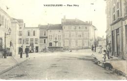 Vaucouleurs  Place Pètry - Altri Comuni